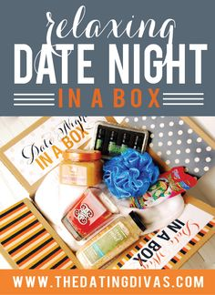 Date Night Ideas That Are Relaxing We Need This Www Thedatingdivas