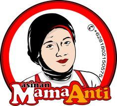 Logo Asinan Mama Anti