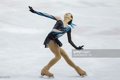 News Photo : Ashley Lin of the United States competes during...