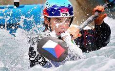 """PRVNÍ CINKOT. Česká republika se první londýnské medaile dočkala po pěti dnech her, tedy 1. srpna. Na kanále Lee Valley ji vyjel kajakář Vavřinec Hradilek, který skončil stříbrný. """"Chvíli se mi asi hnaly do očí slzy, ale jinak si toho moc nepamatuji,"""" popisoval slalomář první chvíle po závodě."""