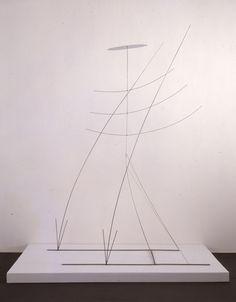 Fausto Melotti - Confrontation, 1972   Castello di Rivoli Museo d'Arte Contemporanea
