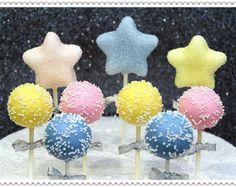 Baby Cake Pops by myangelpops on Etsy