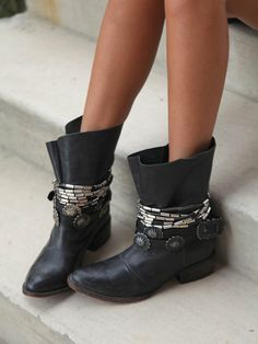 Free People Wyatt Ankle Boot, $395.00 but definitely the brown version