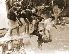 Beatles - wild - mad - more