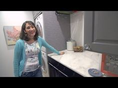 Mother Of Six Built What Is Quite Possibly The Coolest Laundry Room Ever...For Only $400 AwesomeJelly.com