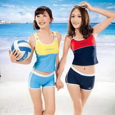Cool, Swimwear , $27.99, Cool Beach Sports Slim Swimsuit