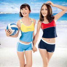Cool, Swimwear , $27.99, Cool Beach Sports Slim Swimsuit