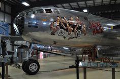 "B-29 Superfortress ""Jack's Hack"""