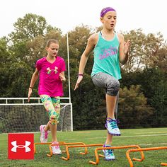 Take a look at the Under Armour | Girls event on zulily today!