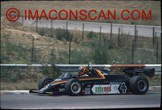 Stefan Bellof - Maurer MM82 BMW/Heidegger - Maurer Motorsport - VI Gran Premio dell'Adriatico 1982