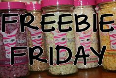 FREEBIE FRIDAY for 1/4/2012!!  The first 15 people to PM me your mailing address gets to start experiencing Sprinkles by Pink Zebra!!  Sprinkle Fragrances:  Fresh Raspberry (January's Fragrance of the Month),  Tropical Mango,  Island Coconut,  Sweet Pea & Lily,  Amaretto Cream,  Orange Dreamsicle and  Red Delicious Apple!!  Please don't forget to SHARE on your page so your friends can get in on the FREEBIE!!