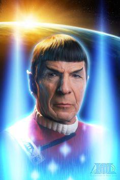 Live Long and Prosper- A Star Trek Vulcan Treasury by Kris W on Etsy