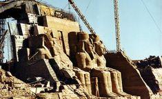 El traslado de los templos de Abu Simbel - Una breve historia
