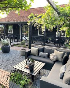 Blend your effortlessly with nature with Outdoor Rooms, Outdoor Gardens, Outdoor Living, Garden Furniture, Outdoor Furniture Sets, Pergola, House Cladding, Long House, Garden Deco