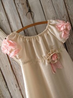 Peony Girls Party Flower Girl Dress PDF Pattern by RubyJeansCloset, $7.50