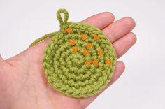 TUTORIAL: Crocheting a round amigurumi piece