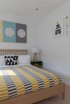 Casinha colorida: Dois projetos POP by Studio Morton
