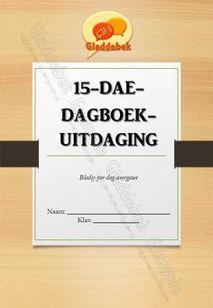 Gladdebek se 15-dae-dagboekuitdaging