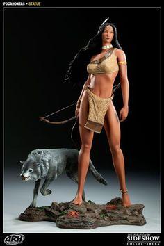 Sideshow Collectibles - Pocahontas Statue: