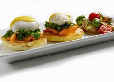 Start your day with style & deliciousness by enjoying breakfast at Yellow Door Bistro at Hotel Arts.