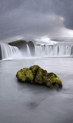 Dettifoss Waterfall - Iceland   Svava Sparey Yoga Holidays #iceland #travel