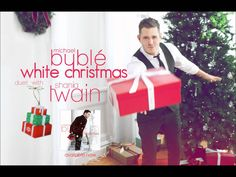 Michael Bublé | White Christmas (Greeting Intro) Feat. Shania Twain (+pl...