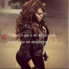 We miss you jenni! Jeny Rivera, Diva Quotes, Real Life Quotes, Famous Quotes, Boss Quotes, Jenny Rivera Quotes, Cute Spanish Quotes, Spanish Memes, Latinas Be Like