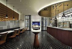 Intersect by Lexus – Tokyo (Café) | Lexus i-Magazine 앱 다운로드 ▶ http://www.lexus.co.kr/magazine #Tokyo #IntersectbyLexus #Brand #Campaign #Architecture #Lexus