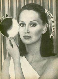 Karen Graham for Estee Lauder