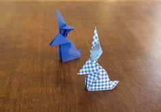 origami osterhasen korb kostenlose vorlage als pdf bastel pinterest osterkorb. Black Bedroom Furniture Sets. Home Design Ideas