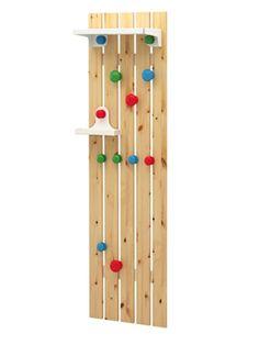 IKEA Antre Çözümleri: PS 2012 Askı ve Şapka Rafı