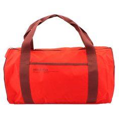 Color bag orange Bensimon