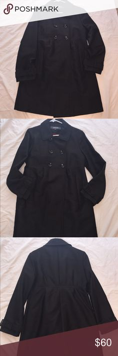 Kenneth Cole Reaction Double Breasted Trench Coat Kenneth Cole Reaction Double Breasted Trench Coat - Elegant and Beautiful coat Kenneth Cole Reaction Jackets & Coats Trench Coats
