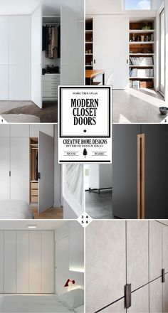 Here are some quick styling and design tips for modern closets and their doors: No Handles: If you can, try and get closet doors that don't have any handles. The best options are the doors that pop open when you push them. An alternative is to have a groove carved into the doors. Having no […]