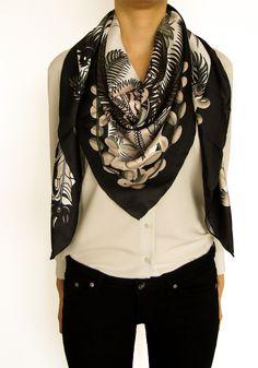 0eeed935 12 Top Hermes Scarf images | Hermes scarves, Neck scarves, Scarfs