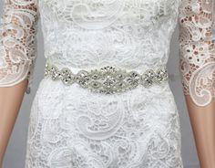SoarDream Bridal Dress Belt, Wedding Dress Sash, Bridal Belts And Sashes.: Amazon.co.uk: Kitchen & Home