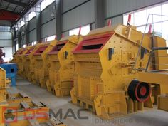 The ordinary crushing process is divided into many stages. The commonly crushing process is first crushing process and secondary crushing process. Jaw crusher is the commonly used machine in the primary crushing process and the impact crusher is the commonly used machine in the secondary crushing process. The so-called single stage crushing process is that we can directly transport the raw material into impact crusher, which is similar with the mobile crusher machine.