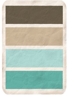blue/brown Color scheme for curtains in my living room.