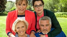 The BBC loses the contract to broadcast The Great British Bake Off, with Channel…