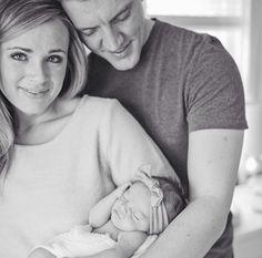Baby/family photo