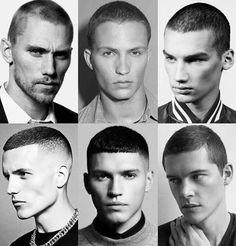 buzz-cut-hairstyles Short Haircuts & Hairstyles For Men 2016  #buzz #cut…