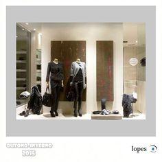 Vitrine loja moda feminina