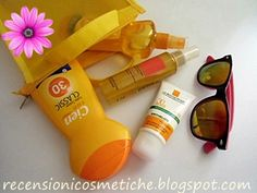 Recensioni Cosmetiche: [Tag] : The Sweet Juicy Summer Challenge - My Beac...