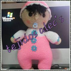 Muñeca Tejidos alec's