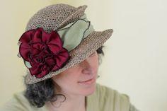 Viaggio paglia cappello  Seagrass  Jersey organico di hatjunkie