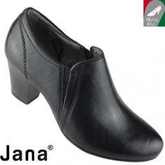 Jana női bőr cipő 8-24445-25 001 fekete Chelsea Boots, Booty, Ankle, Shoes, Fashion, Swag, Zapatos, Moda