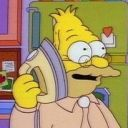 The Simpsons Pictures, Facts, Info 150 Images - oniemaru Simpsons Meme, The Simpsons, Cartoon Memes, Cartoon Icons, Funny Memes, Image Simpson, Reaction Pictures, Funny Pictures, Memes Lindos