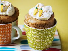Carrot Cake Mug Cake Recipe | TheNest.com