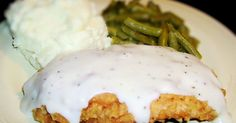 Just another country meal that I had to make before the weather gets warmer and lighter food is called for. Try eating heavy in the south w...