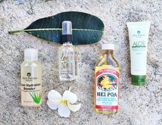wanderlust.drifted: 4 Beach Beauty Essentials For A Tropical Escape